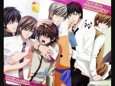 Junjou Romantica 2 Opening Shoudou Full Opening & Lyrics