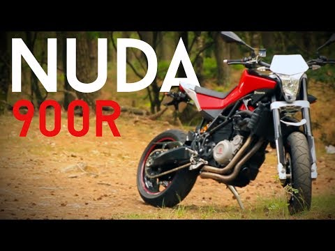 HUSQVARNA NUDA 900R - TEST RIDE