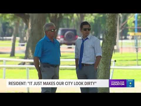 Baytown park trashed after gender reveal party, sparks outrage