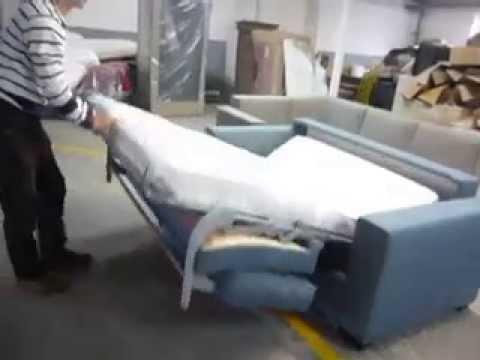 Modalto Sofa Nolan Funkcja Spania Codziennego Youtube