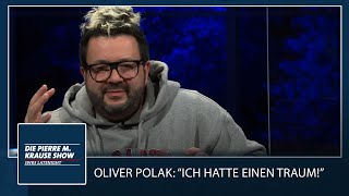 Oliver Polak über Hundeerziehung, seine Talkshow und andere Projekte