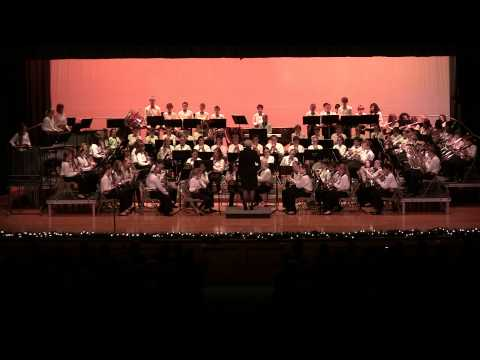 Belhaven Middle School Band Hanukkah Celebration