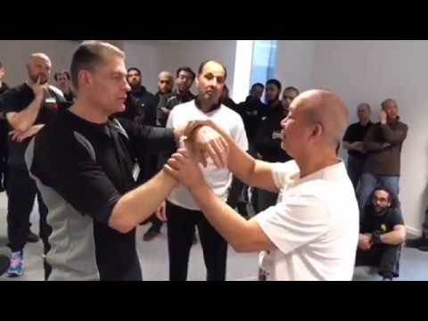 Some Wing Chun Sticking Hand idea/文劍華詠春拳會 Alex Man Wing Chun Kung Fu Club