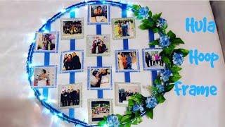 Hula hoop photo frame/ DIY gift idea /Create world screenshot 2