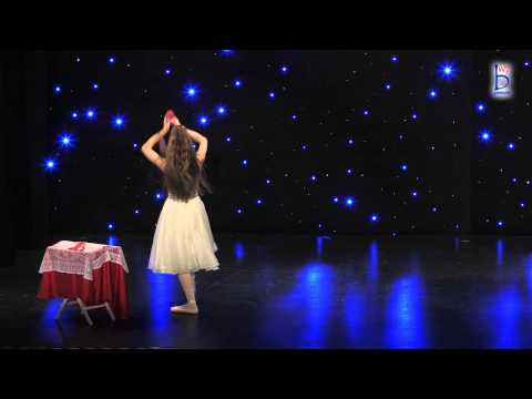 GTB Tweed Heads 2015 Red Shoes Demi
