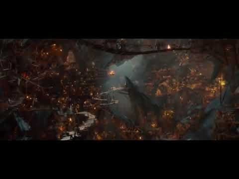 The Hobbit: An Unexpected Journey Extended Edition  - Goblin King's Song