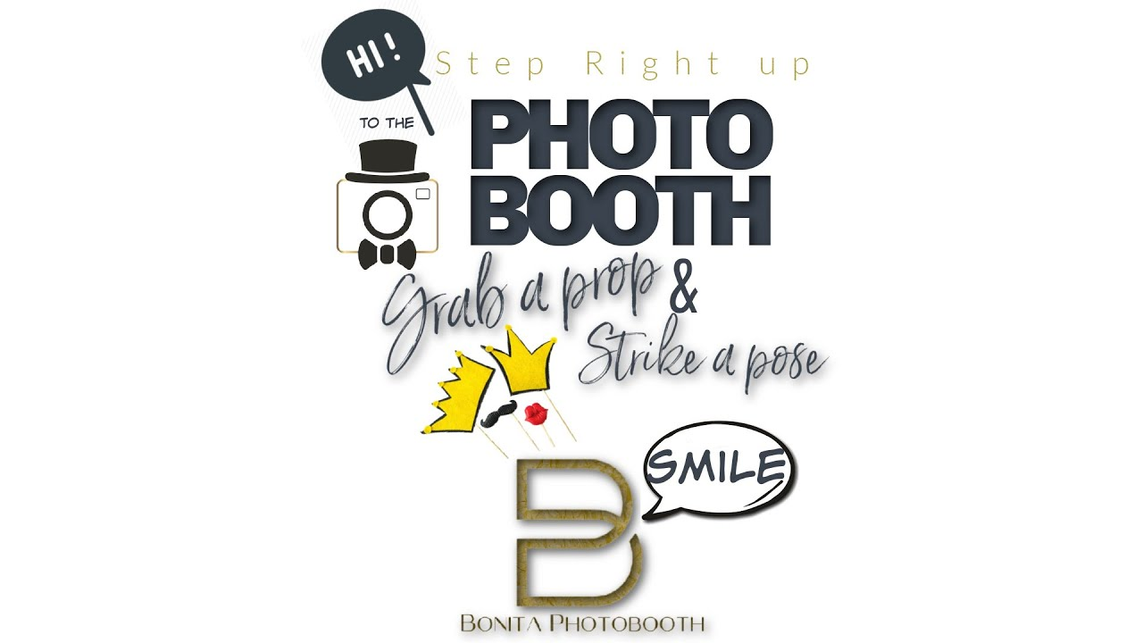 Bonita Photobooth Mirror