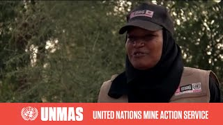 Women In Mine Action in Mali