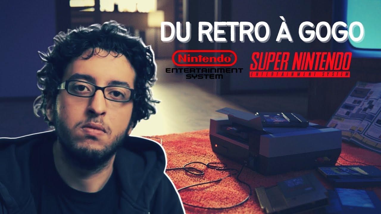 Karim Debbache | Du retro à gogo. (NES et Super NES)