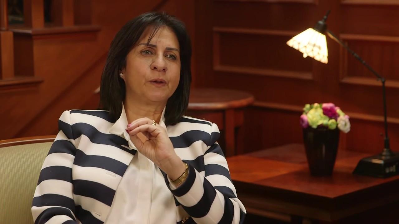 Profiles in Peace: Mayor Vera Baboun