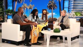 Ellen Pays Tribute to Kobe Bryant's Legacy