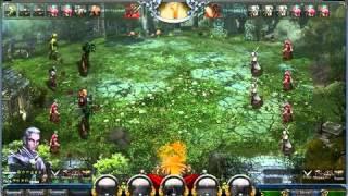 Новая браузерная игра 'Битва героев' (Castle of Hero)