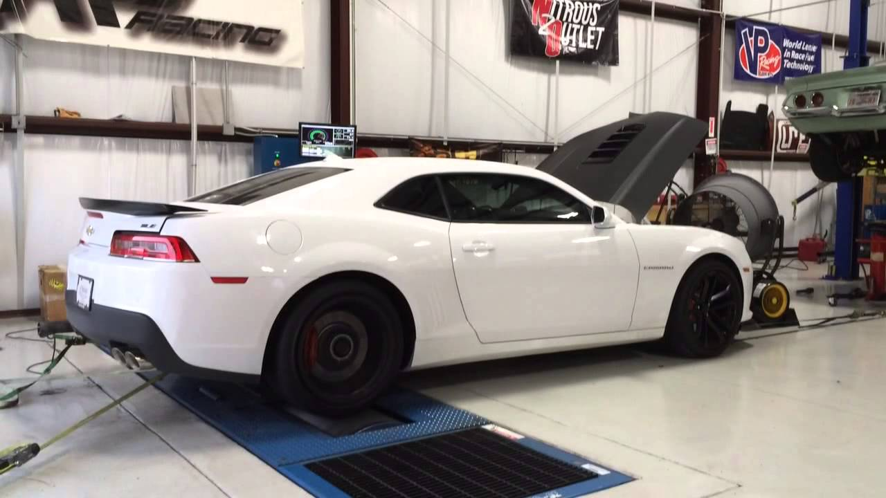 2014 Camaro Ss 1le Heads Cam Youtube