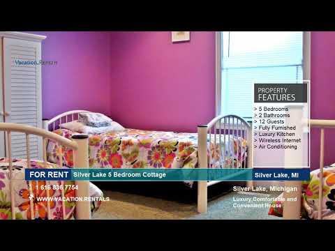 Michigan   Vacation Rentals   Silver Lake 5 Bedroom Cottage   Silver Lake