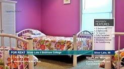 Michigan | Vacation Rentals | Silver Lake 5 Bedroom Cottage | Silver Lake
