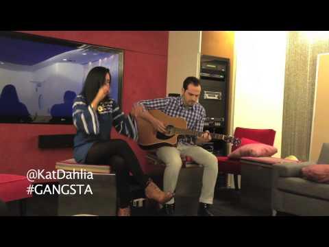 Kat Dahlia Gangsta Acoustic Performance (www.katdahlia.com)
