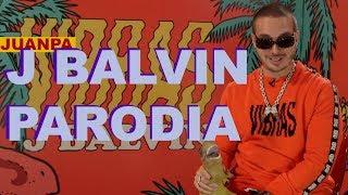 J Balvin habla de Maluma y Karol G (Parodia)