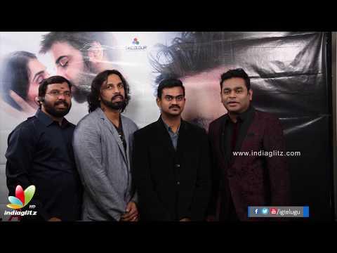 AR Rahman launches E Ee Music album