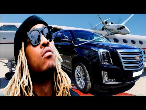 10 MOST EXPENSIVE THINGS OWNED BY AMERICAN RAPPER FUTURE