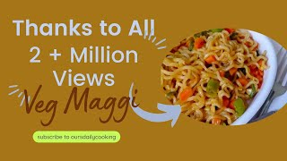 Veg Maggi  Maggi recipes by #Oursdailycooking #short #short video #cooking #food