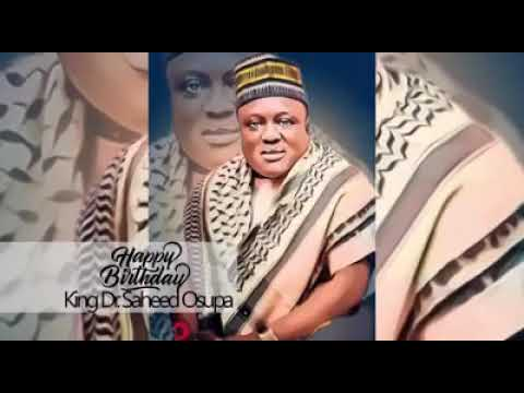 Download SAHEED OSUPA SENDS THANK YOU MESSAGE TO UMMU NIYAS FOR HER SPECIAL SONG ON HIS BIRTHDAY