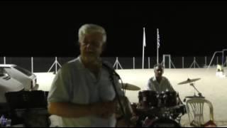 Νηοπομπή και πυροτεχνήματα από το Σύλλογο ερασιτεχνών αλιέων Τρίπολης - Άστρους
