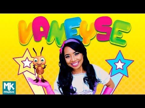 Vaneyse - Festa da Formiguinha (Clipe Oficial MK Music)