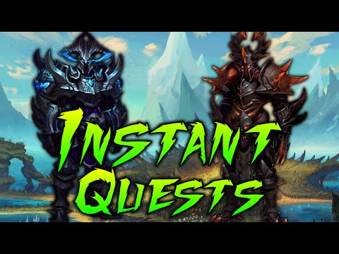 Order & Chaos Online 2 - GAMEPLAY! |  Instant Quests