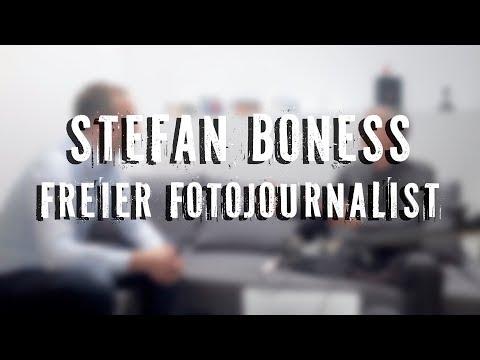 015: Stefan Boness – Fotojournalist
