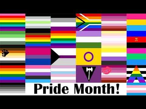 PrideMonth Special! Let's Talk About Sexualities!