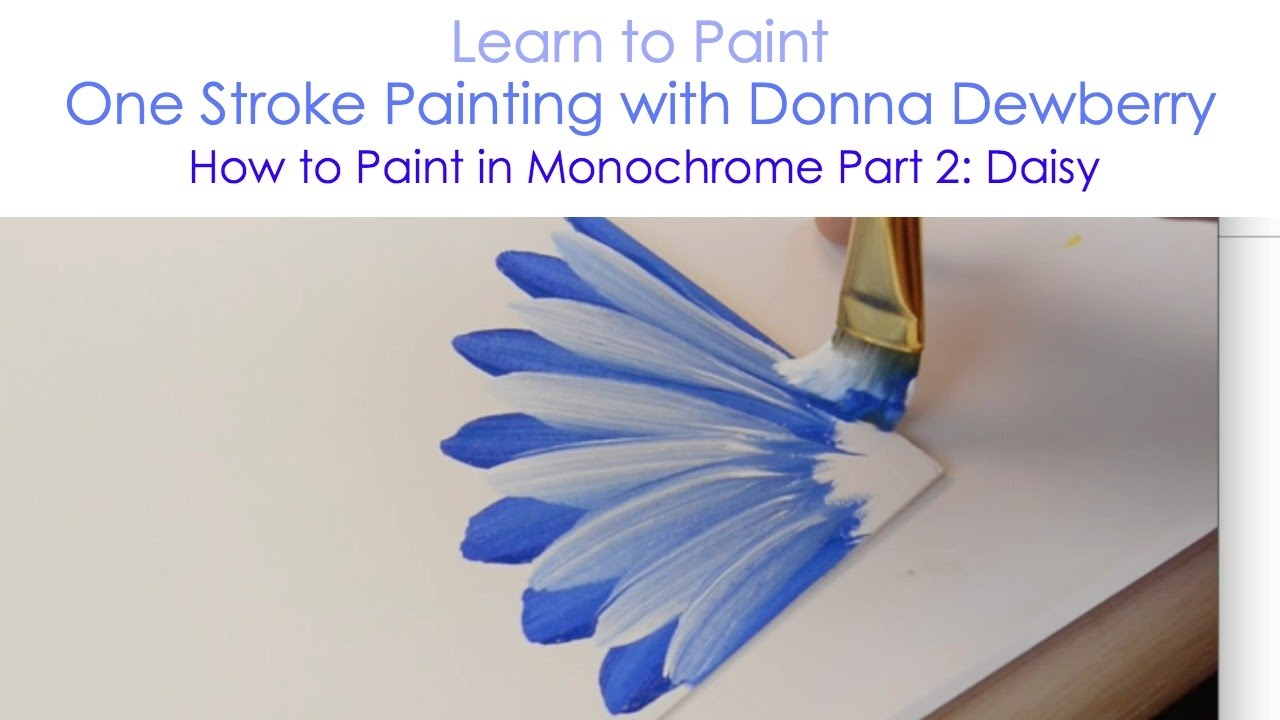 Painting one pdf stroke