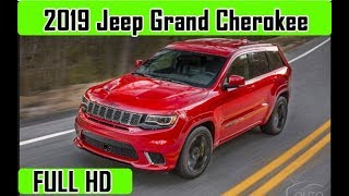 JEEP SUV 2019 - 2019 Jeep Grand Cherokee Trackhawk Review