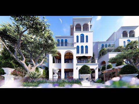 Đẳng cấp biệt thự Sunshine Wonder Villas – Ciputra Hà Nội