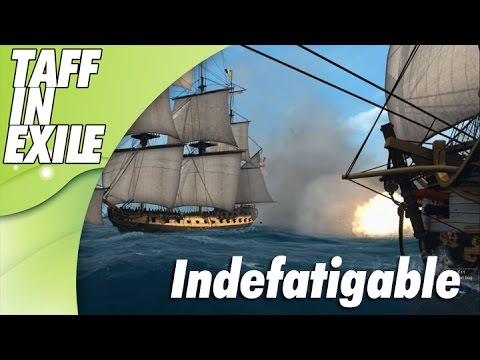 Naval Action | Early Access | Checking out HMS Indefatigable