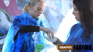 graffiti-fabriek - graffiti workshop bedrijfsuitje Amsterdam