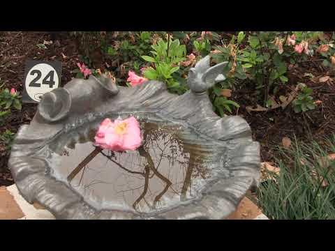 American Garden Tour The Gardens At Bayou Bend Youtube