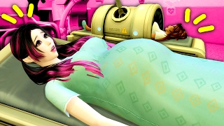 One of GamingMermaid's most viewed videos: VAMPIRE BABY BIRTH // The Sims 4: Monster High (Part 64)