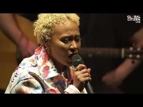 Emeli Sandé Feat. Professor Green Perform 'Read All About It' | Global Citizen Live in Brixton 2018