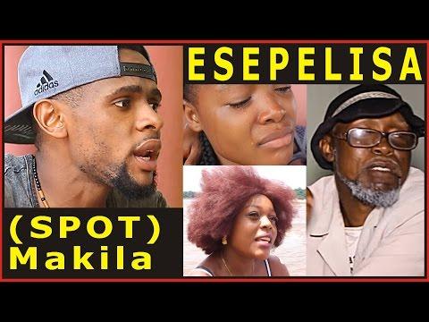 MAKILA Aujourd'hui à 17.00h Esepelisa Theatre Congolais Nouveauté 2017 de Herman Kasongo Congo RDC
