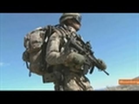 Lockheed's HULC Lets Soldiers Carry Up to 200 Pounds