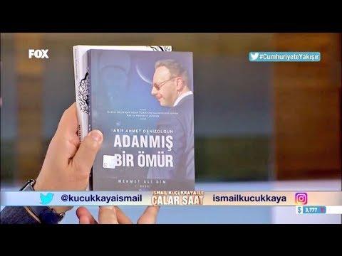 Bu kitabı almayın, okumayın: Adanmış bir ömür. Arif Ahmet Denizolgun Anısına. Mehmet Ali Dim