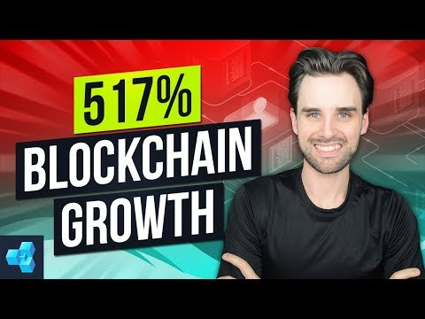 📈 Explosive 517% Blockchain Job Growth!!! 🔥 HOTTEST SKILL IN TECH