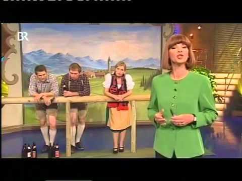 Lustige Parodie der bayerischen Sprache :D