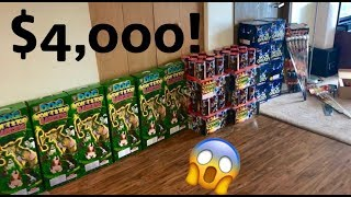 Gambar cover HUGE Firework Stash 2018 (PART TWO)