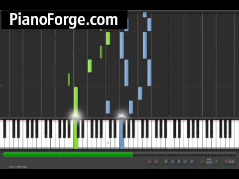 Josh Groban feat Celine Dion The Prayer Piano Sheet Tutorial - pianoforge.com