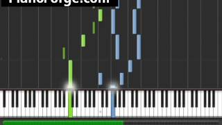 Josh Groban feat Celine Dion The Prayer Piano Sheet Tutorial - pianoforge.com