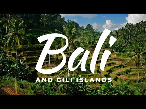 30 days in Paradise: BALI & Gili Islands / Indonesia