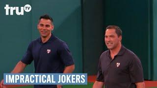 Impractical Jokers - A Home Run of One Hundred Push-Ups (Punishment) | truTV