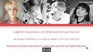 Baixar BTS, Charli XCX   DREAM GLOW (OST BTS WORLD Part.1 ) Legendado PT BR