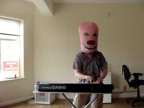 blobbioke - blobby band - when the red red robin